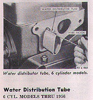 Water Distribution Tube
