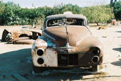choptop town sedan