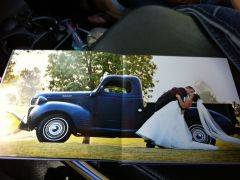 My cute truck made it into a book