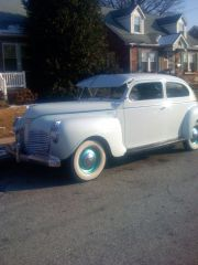 Ray's 41 Plymouth 2007