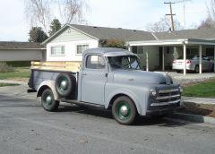1948 Dodge B-1-C