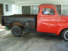 1948 Dodge PU Sideview 2013