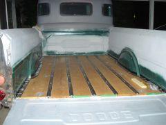 1948 Dodge Bed 2015