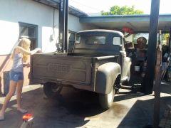 Mock final build - rear