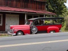 1950 Desoto Sampan