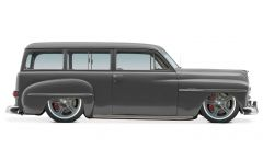 0h My '50s Plymouth Suburban Art