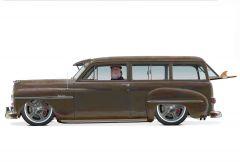 Rust Bucket '50