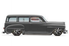 '50 Plymouth Suburban  Drop Hot Rod  3