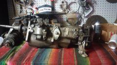 R7 overdrive transmission