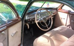 Dodge Club Coupe 1947  Interior