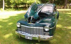 Dodge club coupe 1947