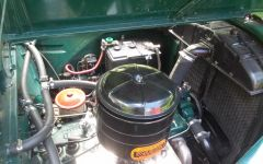 Flathead Six  230cui.   manual gearbox with Fluid drive trans.