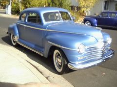 My 48 Plymouth