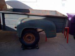1977 - 79 Dodge Warlock truck bed