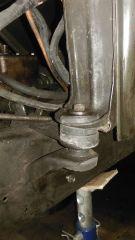 a-pillar body mount