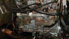 vacuum fuel pump on the engine