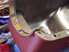 Oil Pan Gasket Install
