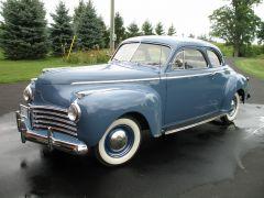 1941 Chrysler Windsor Club Coupe C28