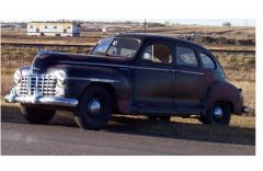 Canadian Dodge 1947 D25