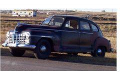 Canadian Dodge 1947 D25