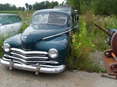 My new project: 48 Plymouth