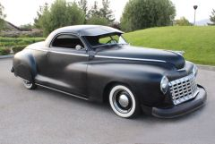 Rat Wax 1947 Dodge Business Coupe (Custom)