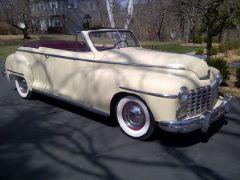 1948 Dodge Custom Convertible