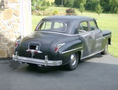 1949 dodge coronet - survivor