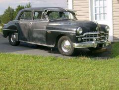 1949 dodge coronet - survivor