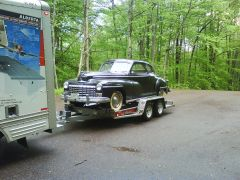 Moving My Mopar to the Mountains