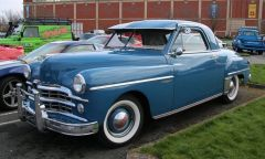 B.B.'s '49 Wayfarer Business Coupe