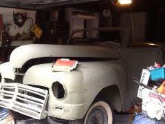 48 Plymouth Convertible