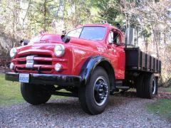Big Dodge 4Tonner