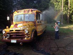 1952 school bus