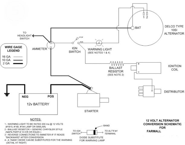 12 volt conversion wiring diagram 1951 plymouth 12v vs 6v mopar flathead truck forum p15 d24 com and pilot  12v vs 6v mopar flathead truck forum