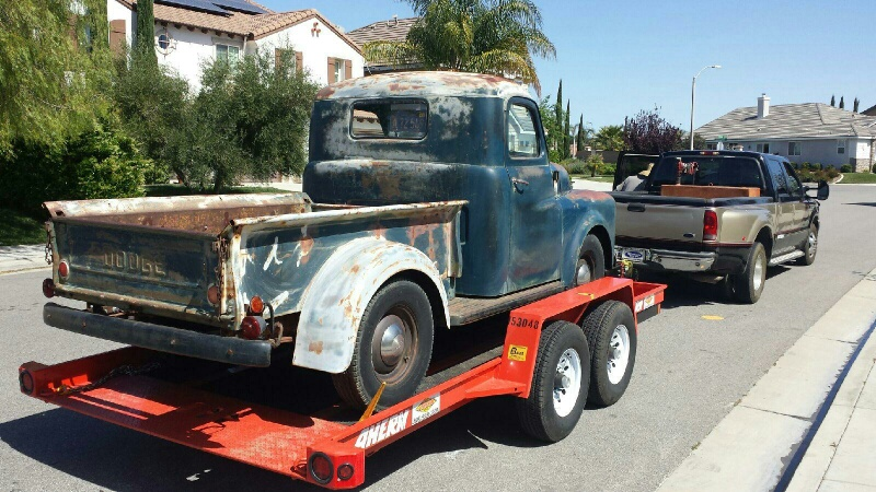 New Member Finally Posting Mopar Flathead Truck Forum P15 D24 Com And Pilot House Com