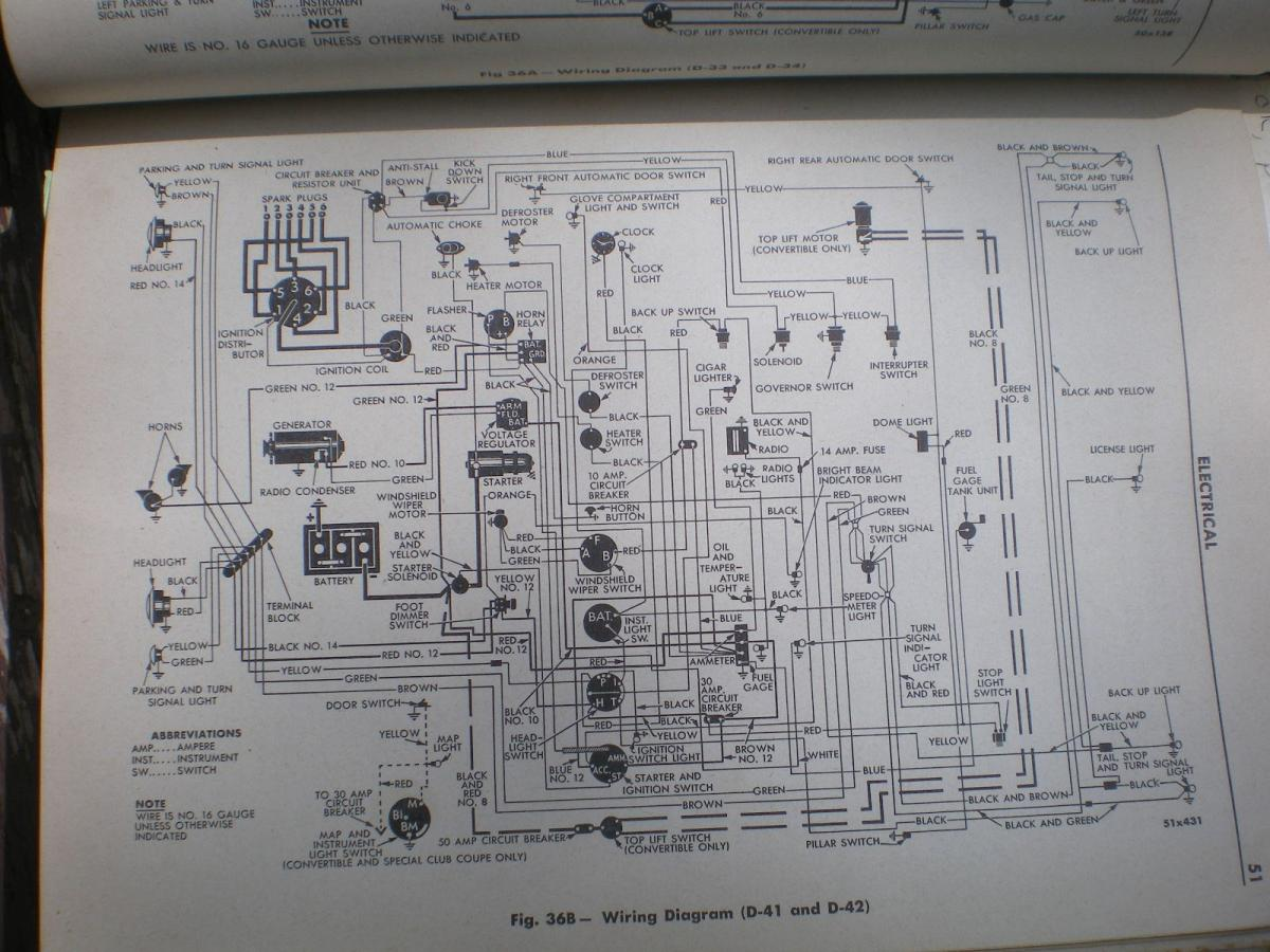 1948 packard wiring diagram trusted wiring diagram jensen wiring diagram  1947 chrysler windsor wiring schematic wiring