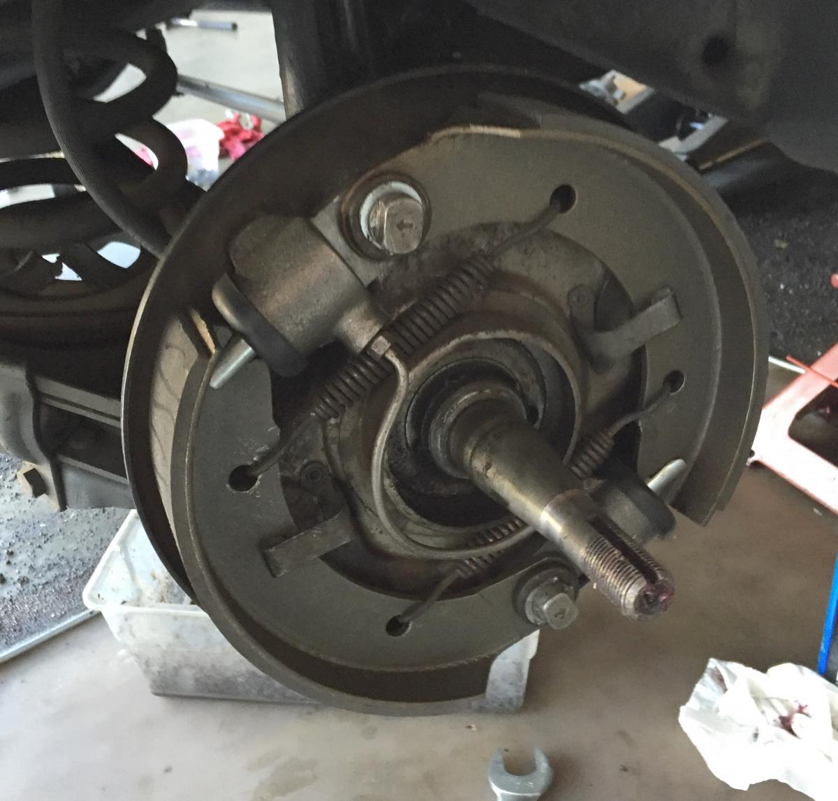 Relining Brake Drums : Brake relining resource in los angeles county pomona