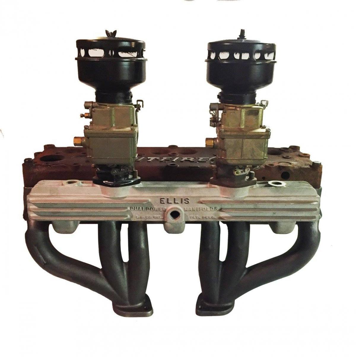 New Dual exhaust manifolds available for 25
