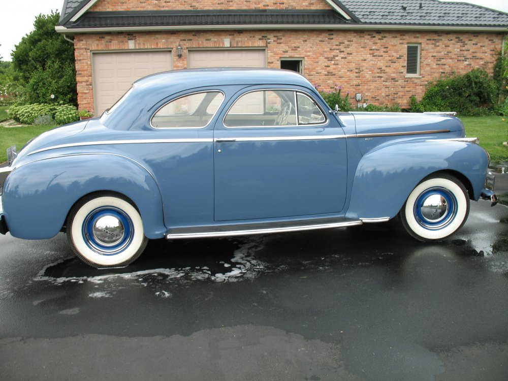 1941 chrysler royal business coupe oppurtunity of a for 1941 chrysler royal 3 window coupe