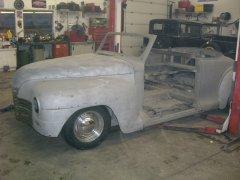 '47 Plymouth Convertible