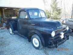 1951 Dodge B3B