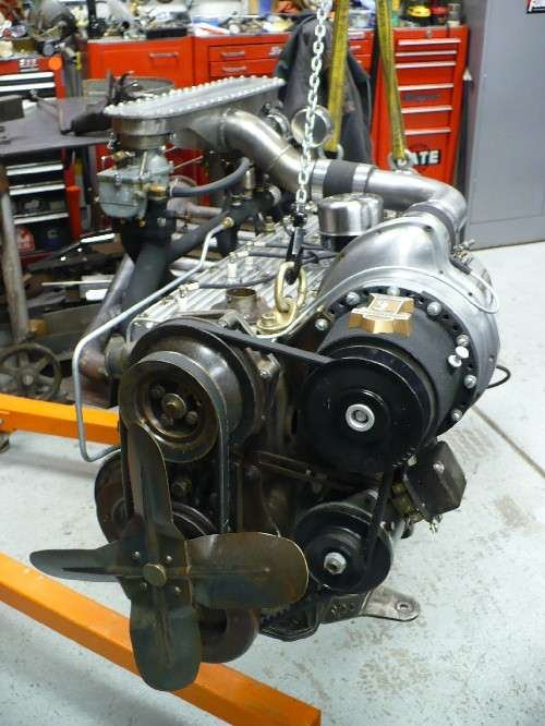 Flat head supercharged - Mopar Flathead Truck Forum - P15