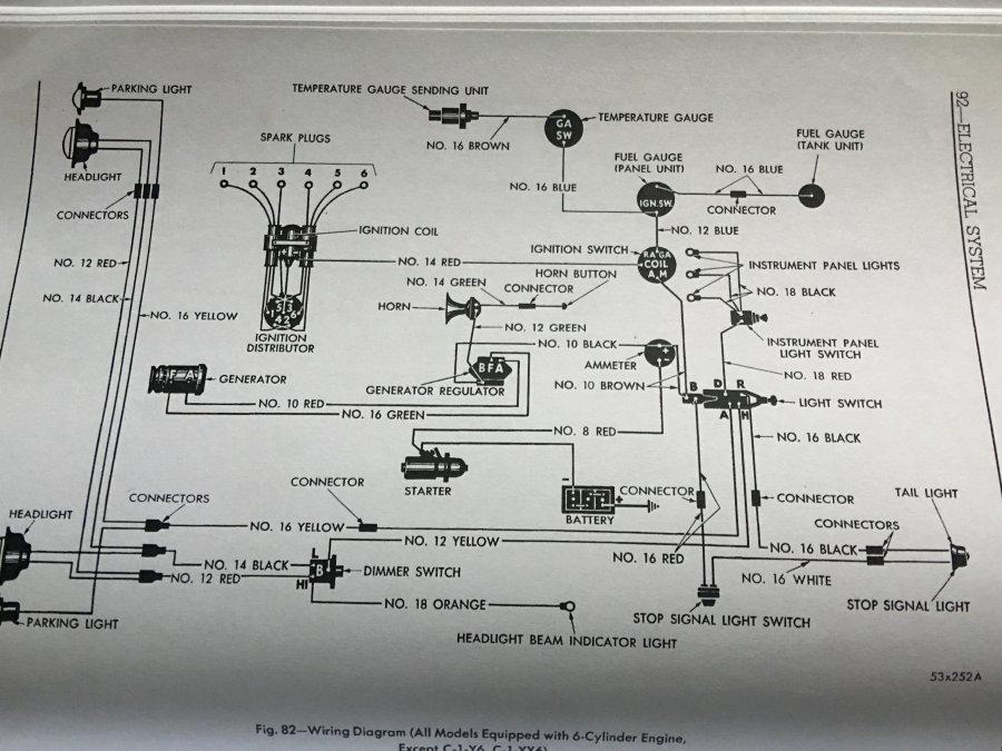 1954 Dodge Wiring Diagram Wiring Diagrams Panel Panel Chatteriedelavalleedufelin Fr