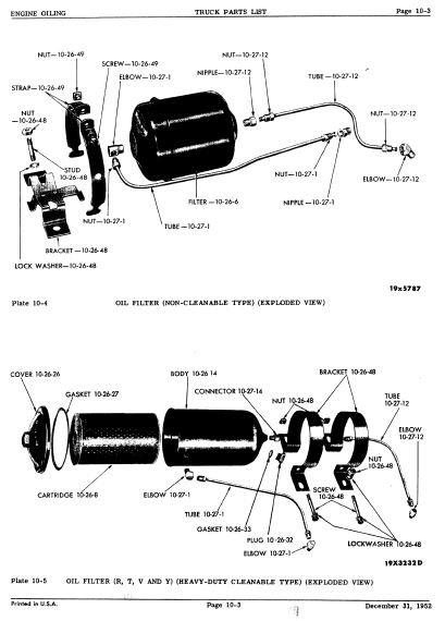 Oil Filter Mopar Flathead Truck Forum P15 D24 Com And