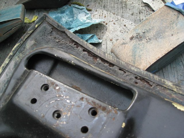 more rust on decklid