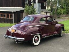 Dodge D 25 Coupe