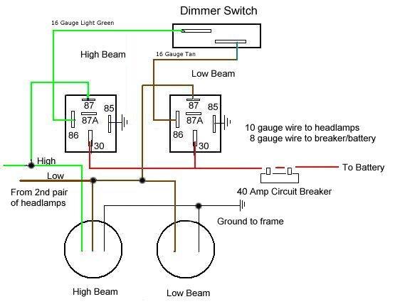 Dim headlights - P15-D24 Forum - P15-D24.com and Pilot-house.comP15-D24.com