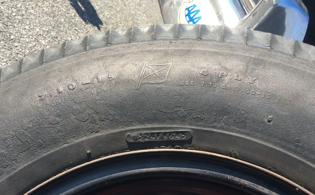 Tire serial number?