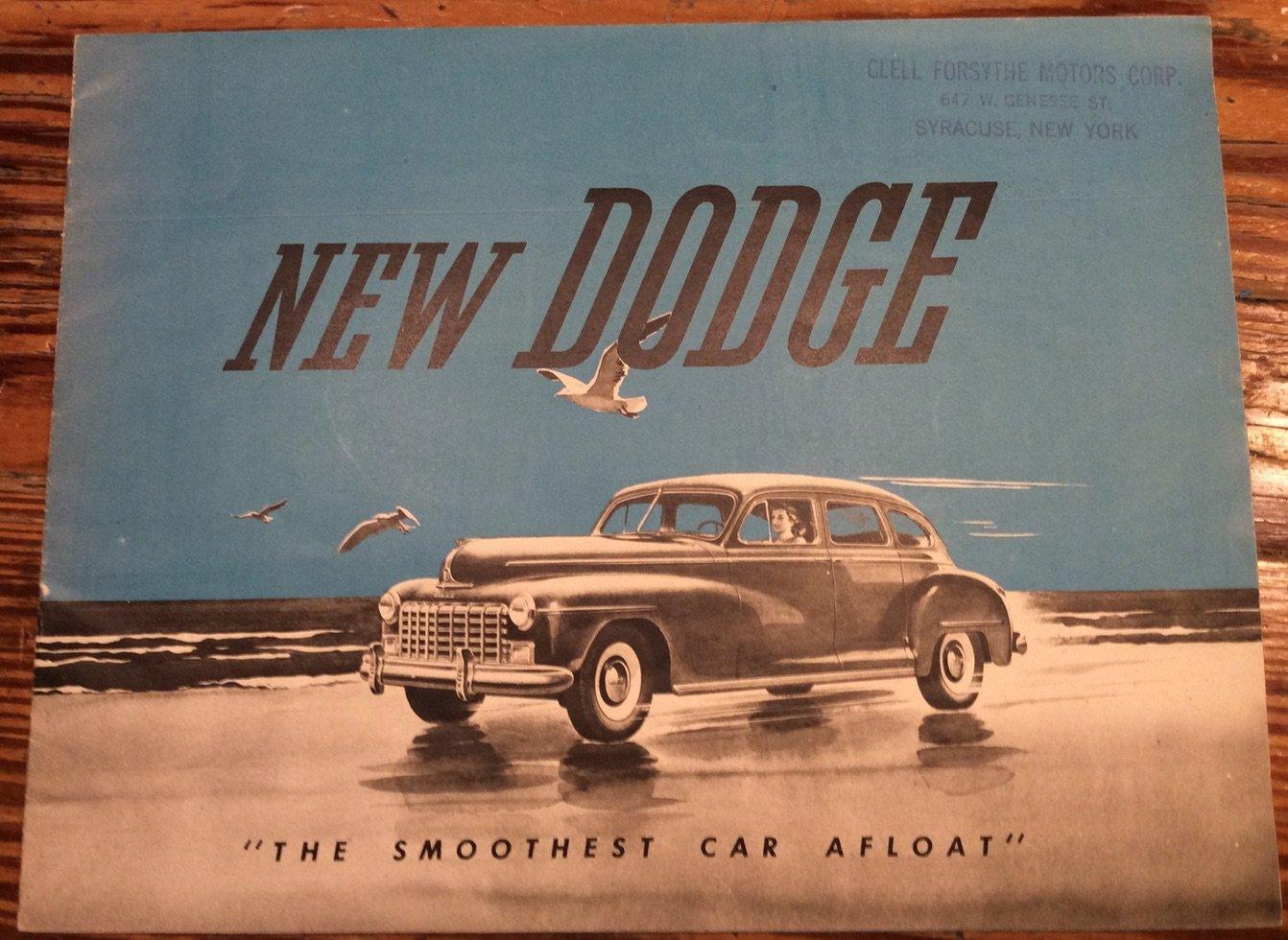 Dealer Brochure Cover
